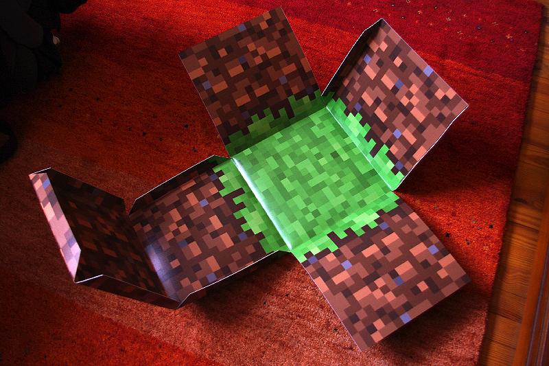 Minecube �clat�